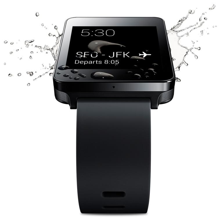 Quelle: LG Pressebild zur LG G Watch
