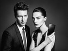 PRADA phone by LG 3.0 - Edward Norton & Daria Werbowy 01