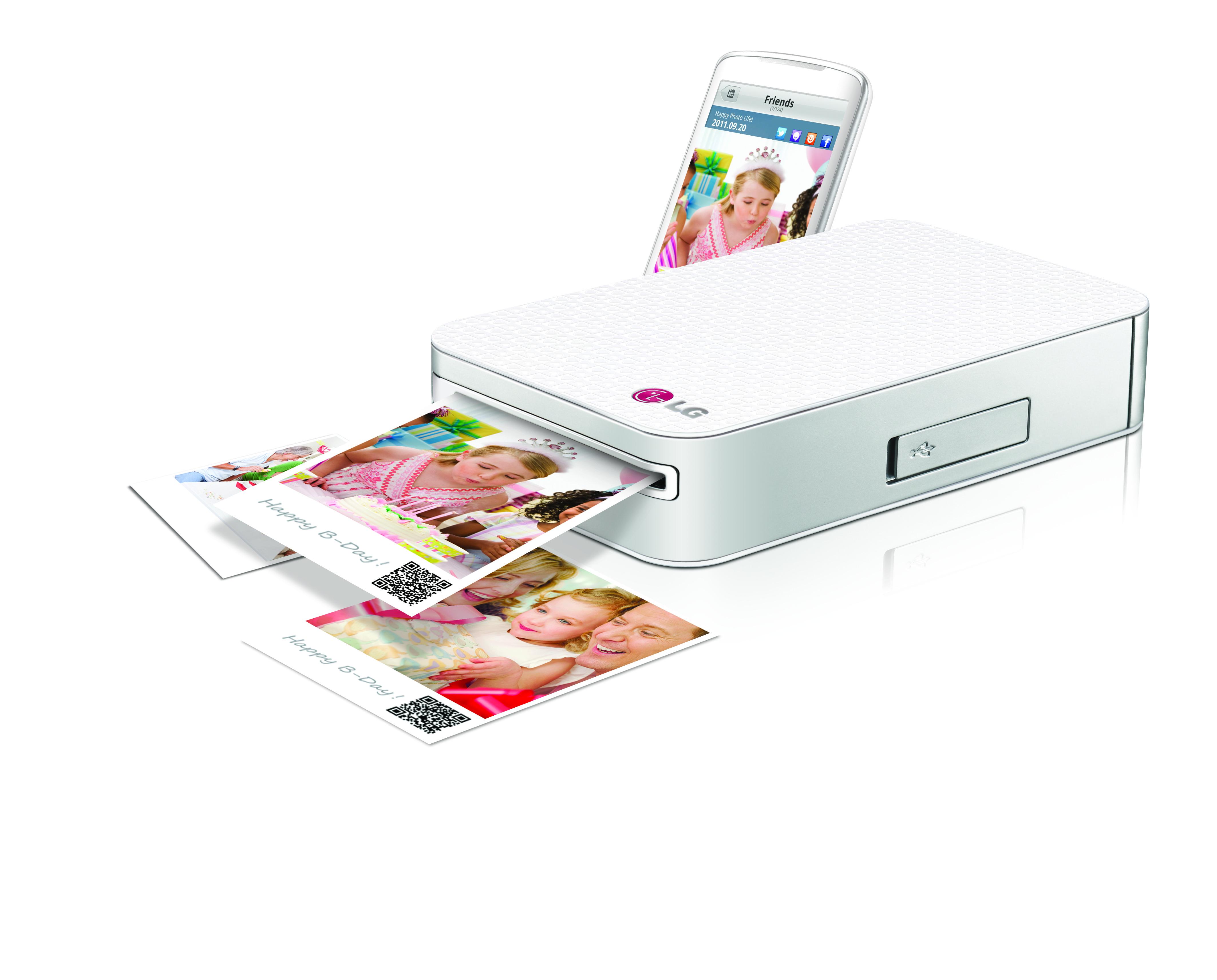 машина для печати фото с телефона ваших