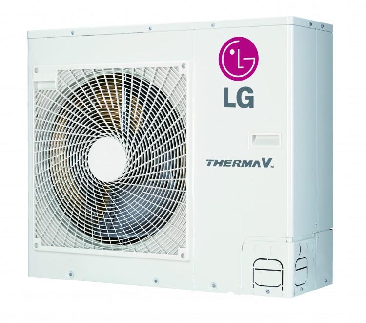 Wärmepumpe THERMA V: Mit führender Inverter-Technologie von LG ...