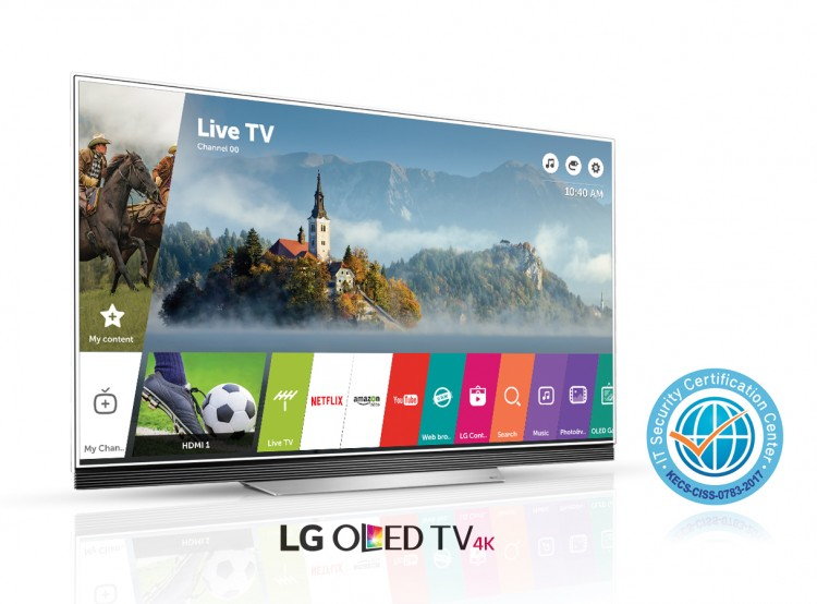 LG webOS 3.5 erhält begehrte Common-Criteria-Zertifizierung für ...
