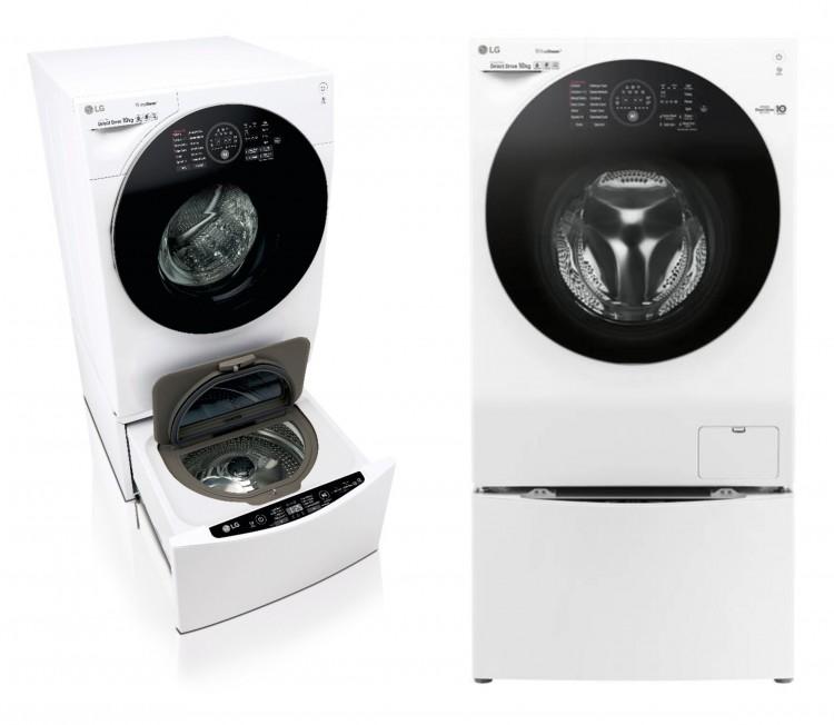 waschen im doppelpack die twinwash von lg startet in deutschland das presse portal von lg. Black Bedroom Furniture Sets. Home Design Ideas