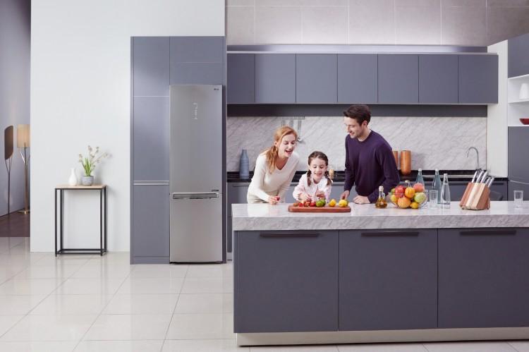 Kühlschrank Korb : Lg centum system kühlschrank setzt auf der ifa 2018 neue maßstäbe in