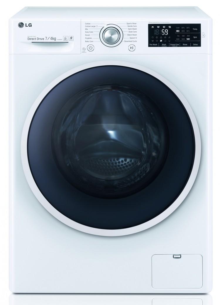 Slim Und Smart Die Neuen Waschtrockner Von LG Sind Jetzt Noch