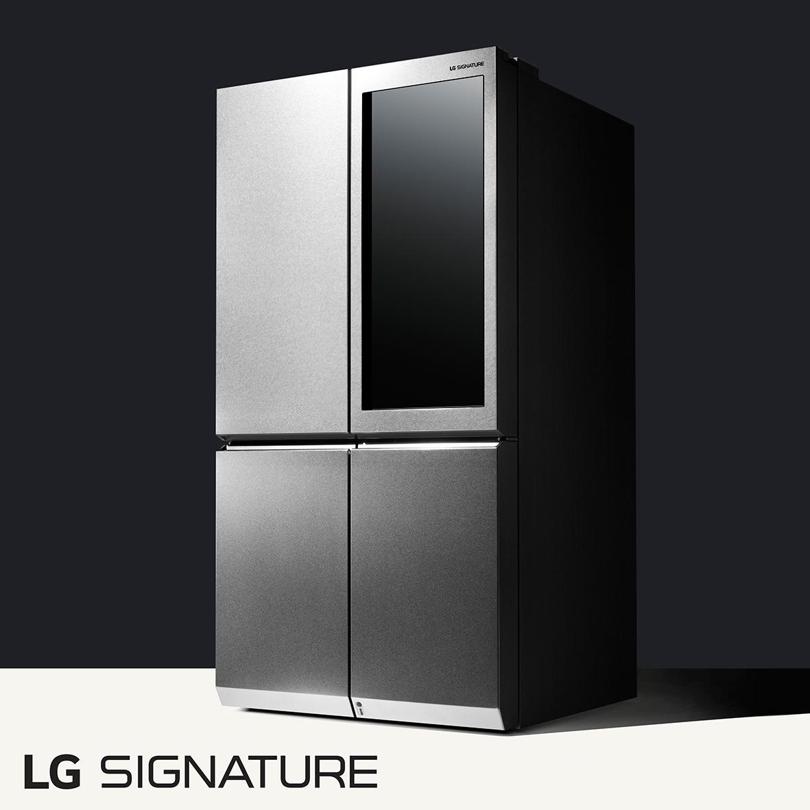 LG Electronics liefert ersten LG SIGNATURE Side-by-Side ...